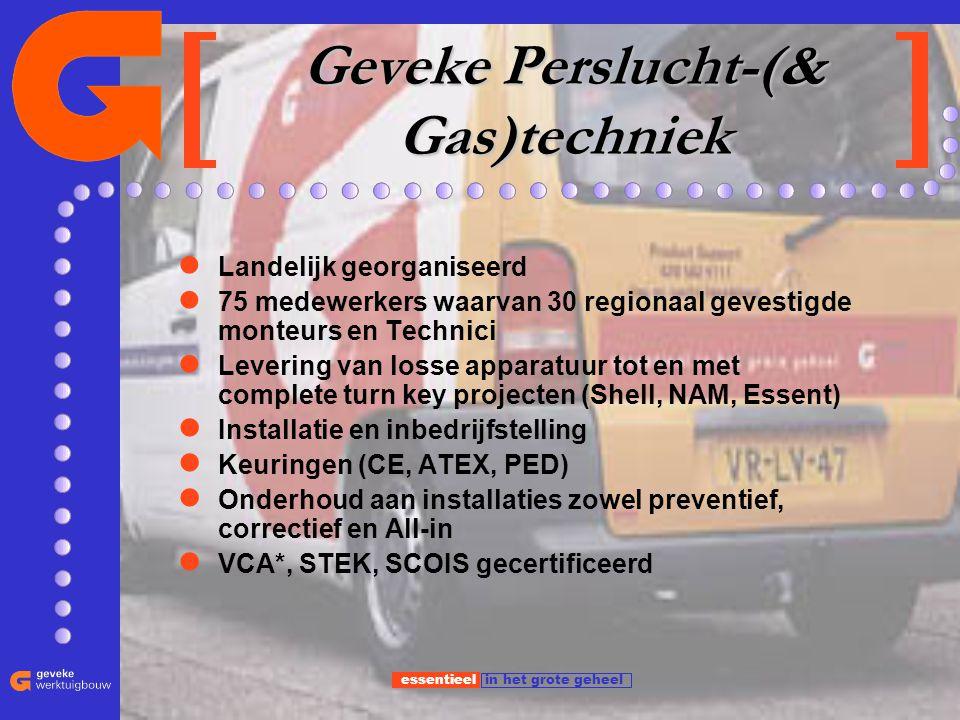 Geveke Perslucht-(& Gas)techniek