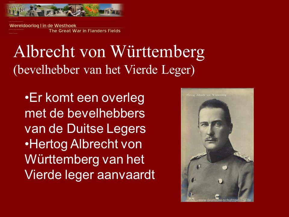 Albrecht von Württemberg (bevelhebber van het Vierde Leger)