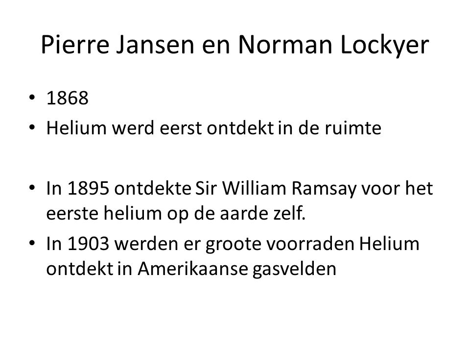 Pierre Jansen en Norman Lockyer