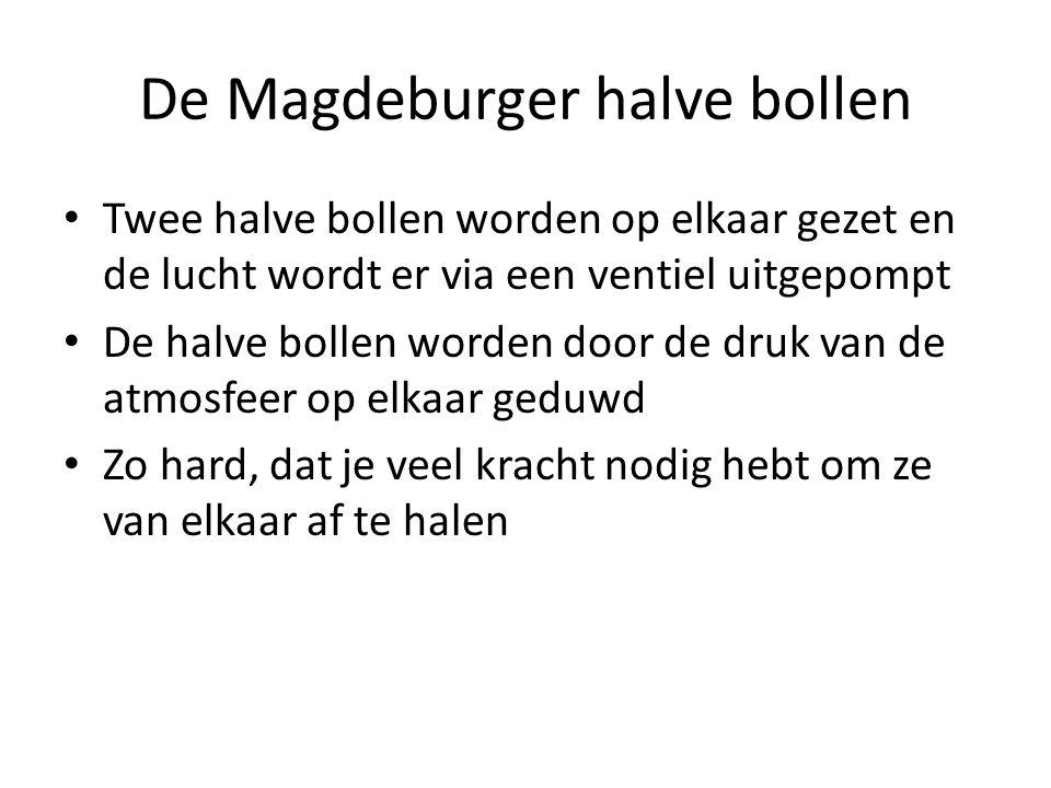 De Magdeburger halve bollen