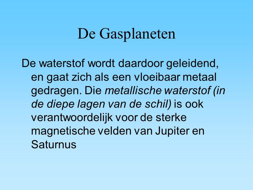 De Gasplaneten