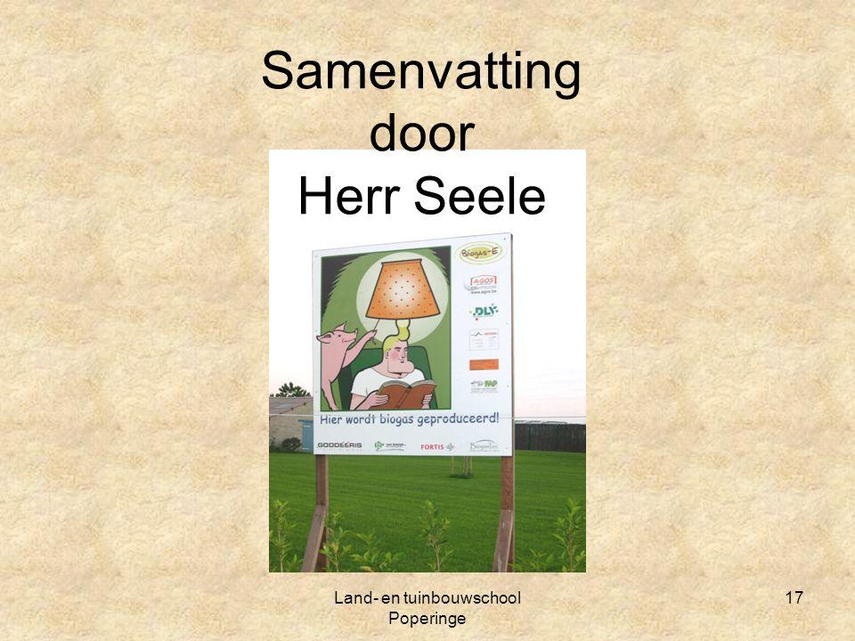 Samenvatting door Herr Seele