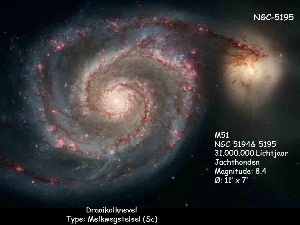 Draaikolknevel Type: Melkwegstelsel (Sc)