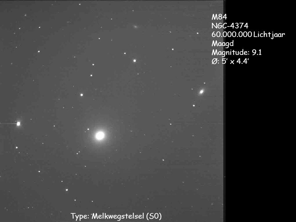 Type: Melkwegstelsel (S0)