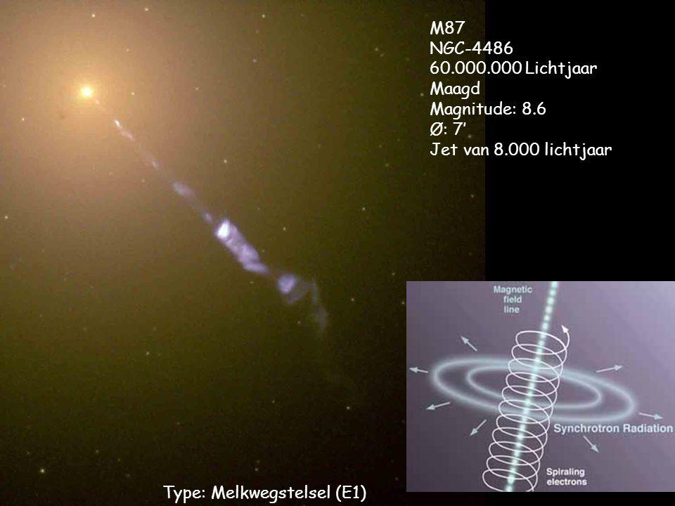 Type: Melkwegstelsel (E1)