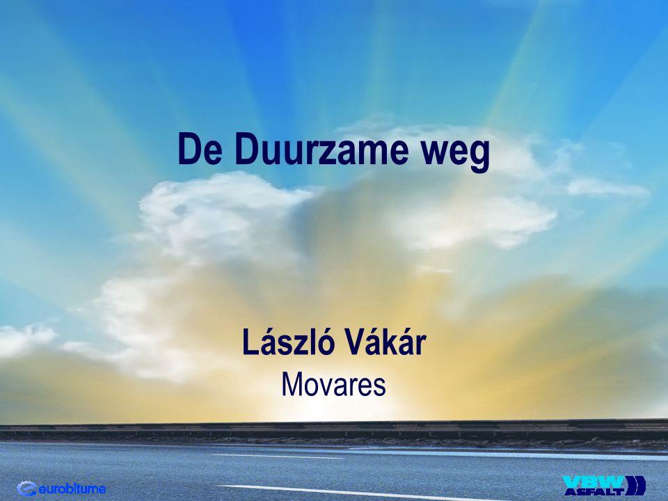 De Duurzame weg László Vákár Movares