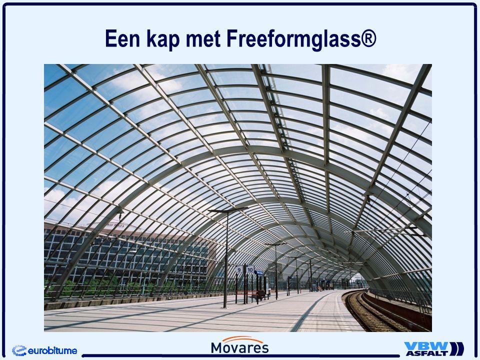 Een kap met Freeformglass®
