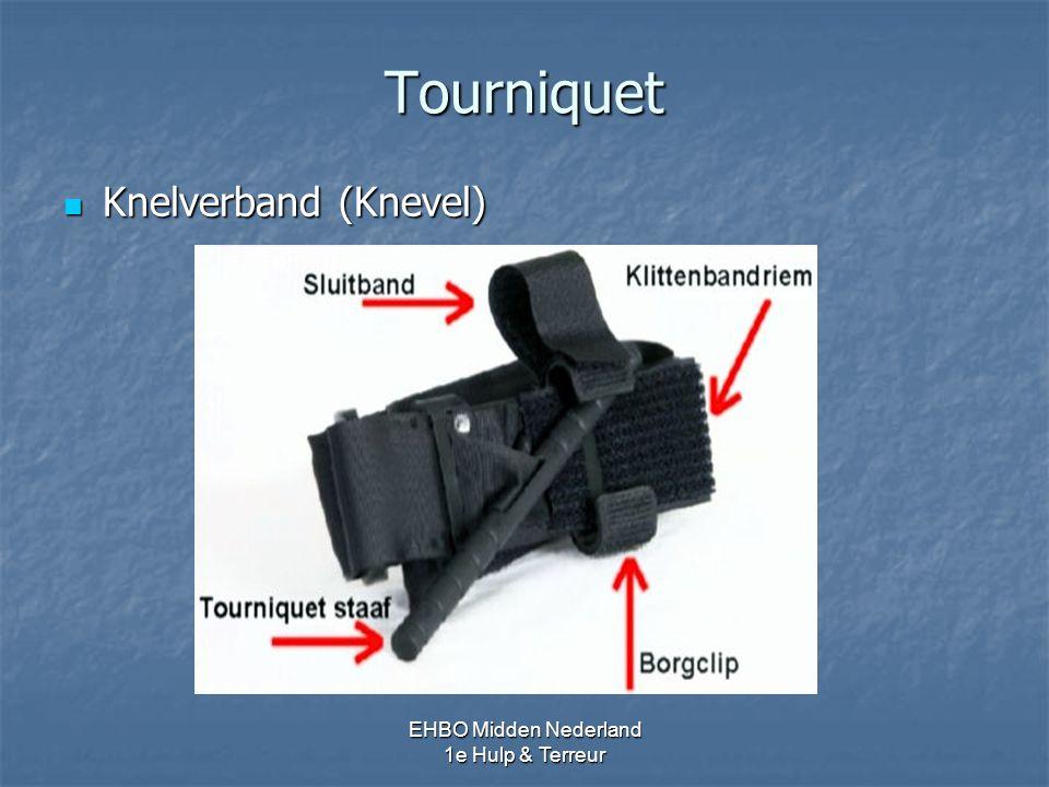 Tourniquet Knelverband (Knevel) EHBO Midden Nederland