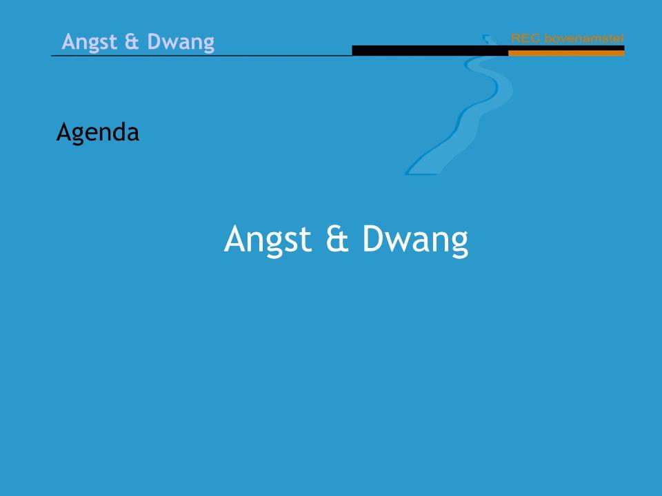 Agenda Angst & Dwang