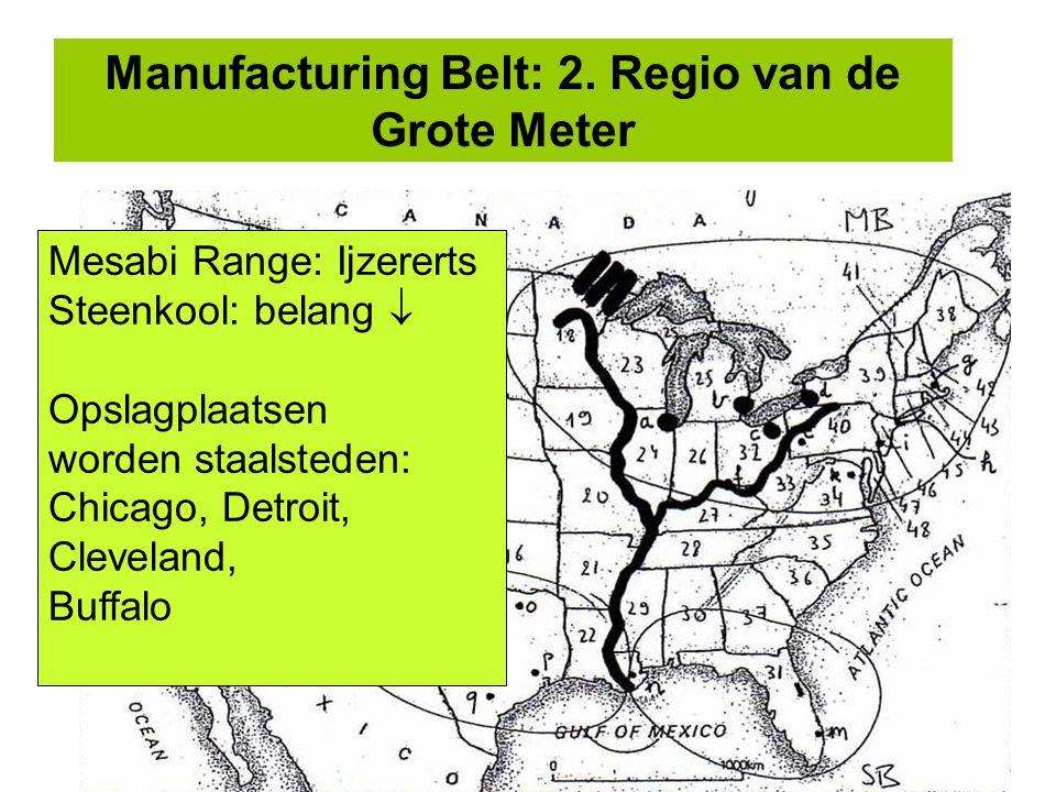Manufacturing Belt: 2. Regio van de Grote Meter