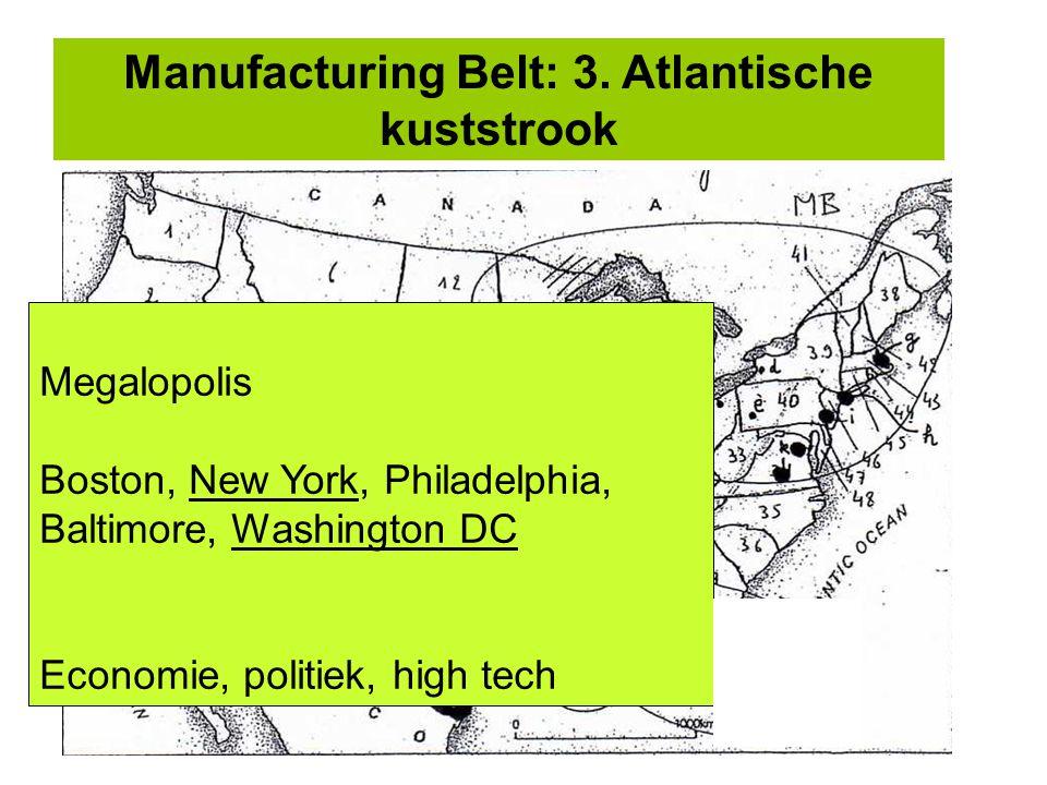 Manufacturing Belt: 3. Atlantische kuststrook