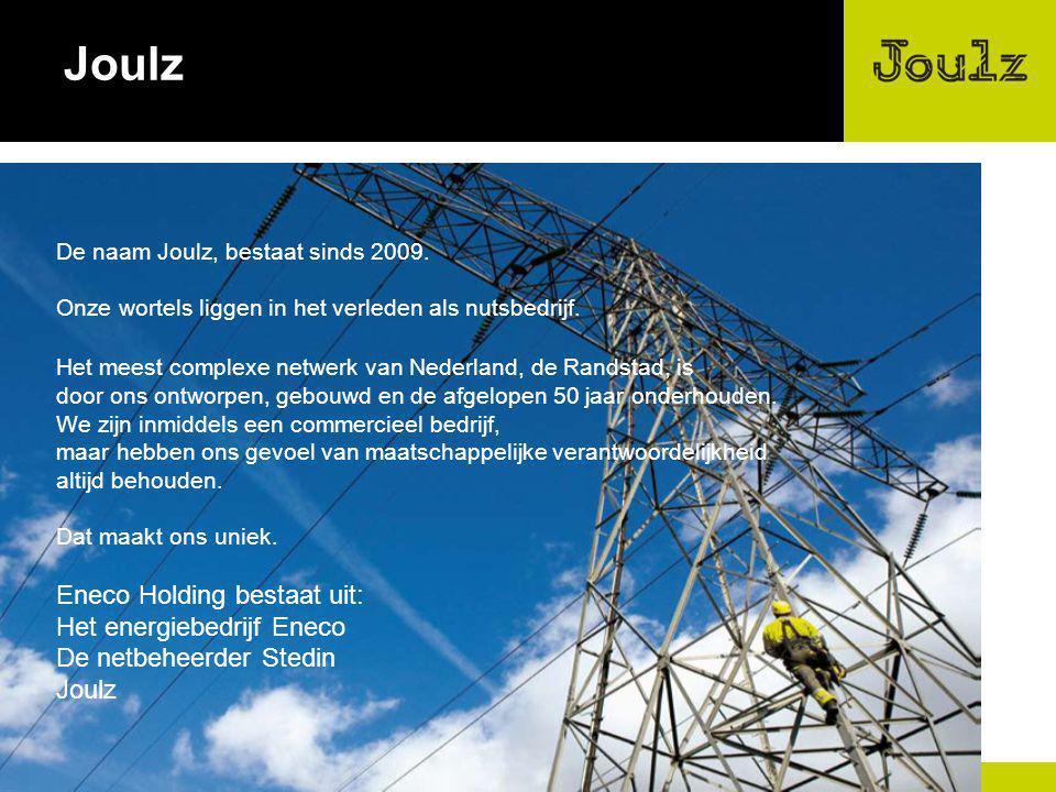 Joulz Het meest complexe netwerk van Nederland, de Randstad, is