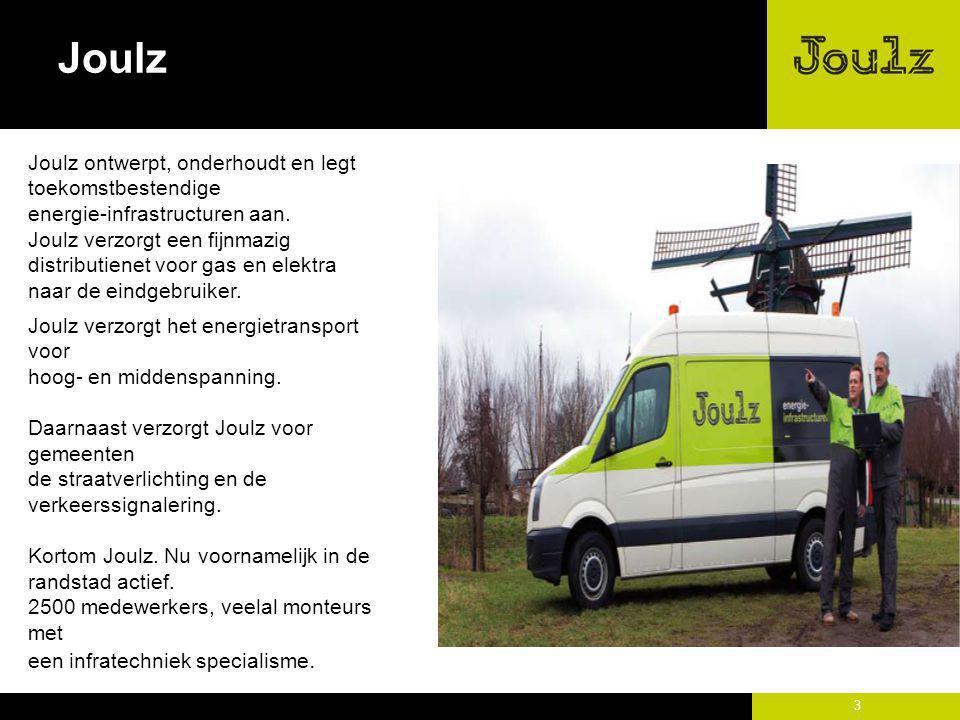 Joulz Joulz ontwerpt, onderhoudt en legt toekomstbestendige