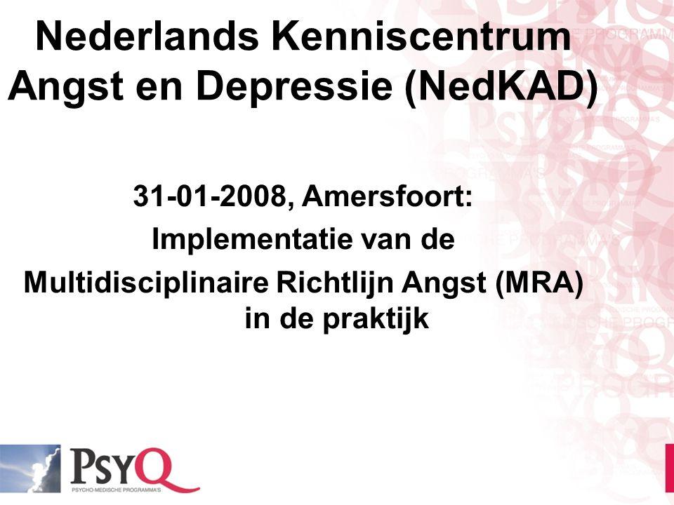 Nederlands Kenniscentrum Angst en Depressie (NedKAD)