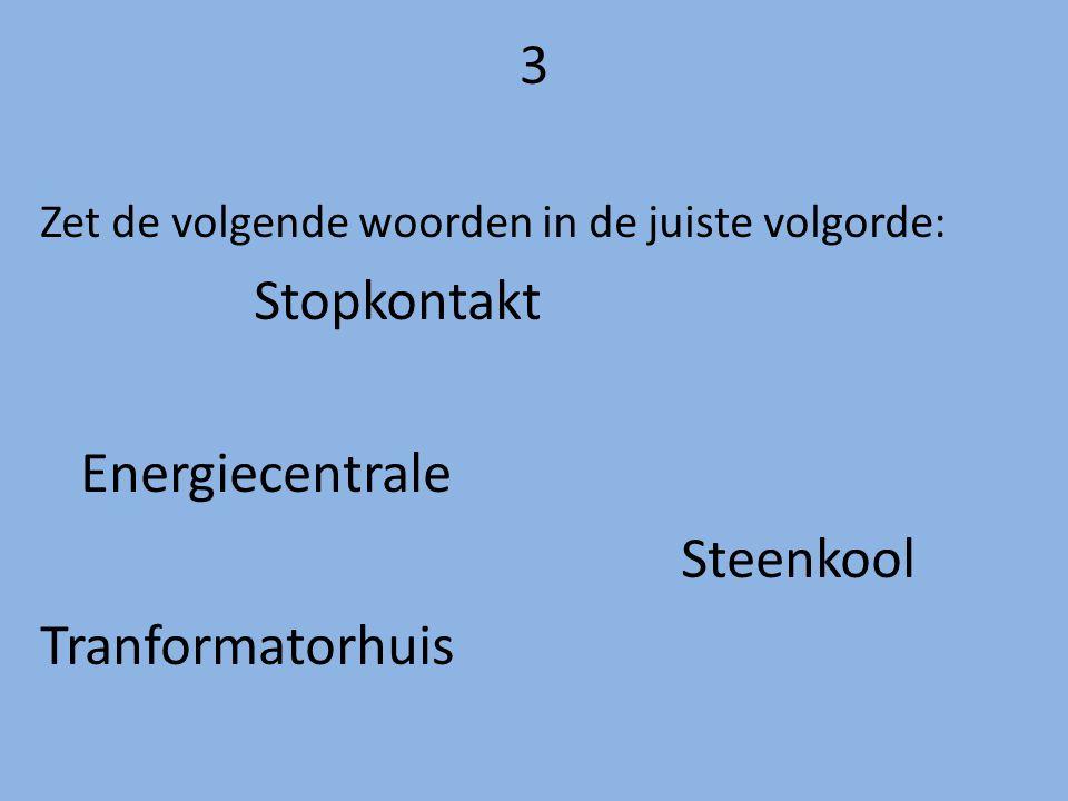 3 Stopkontakt Energiecentrale Steenkool Tranformatorhuis