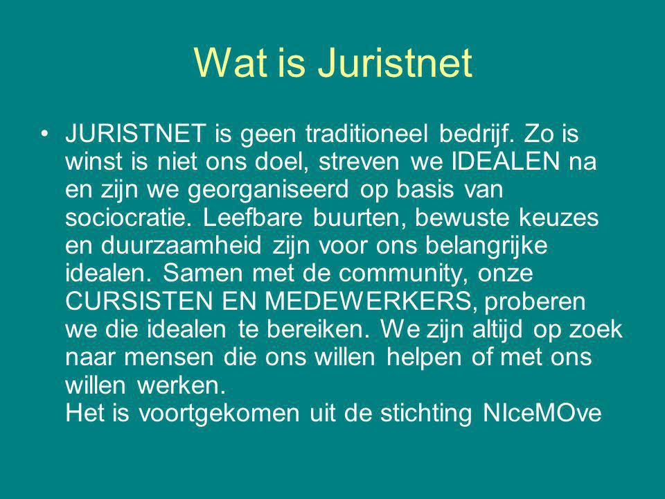 Wat is Juristnet
