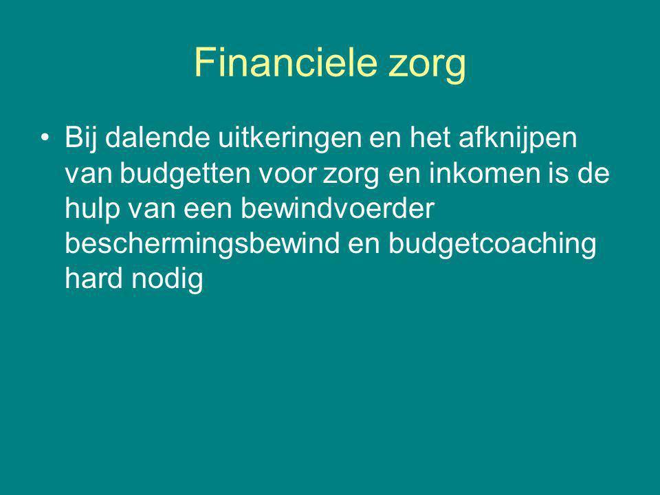 Financiele zorg