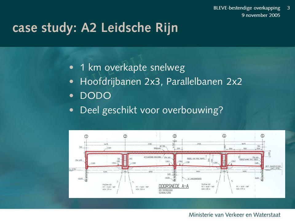 case study: A2 Leidsche Rijn