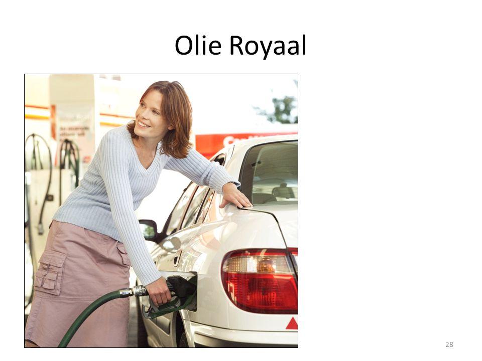 Olie Royaal