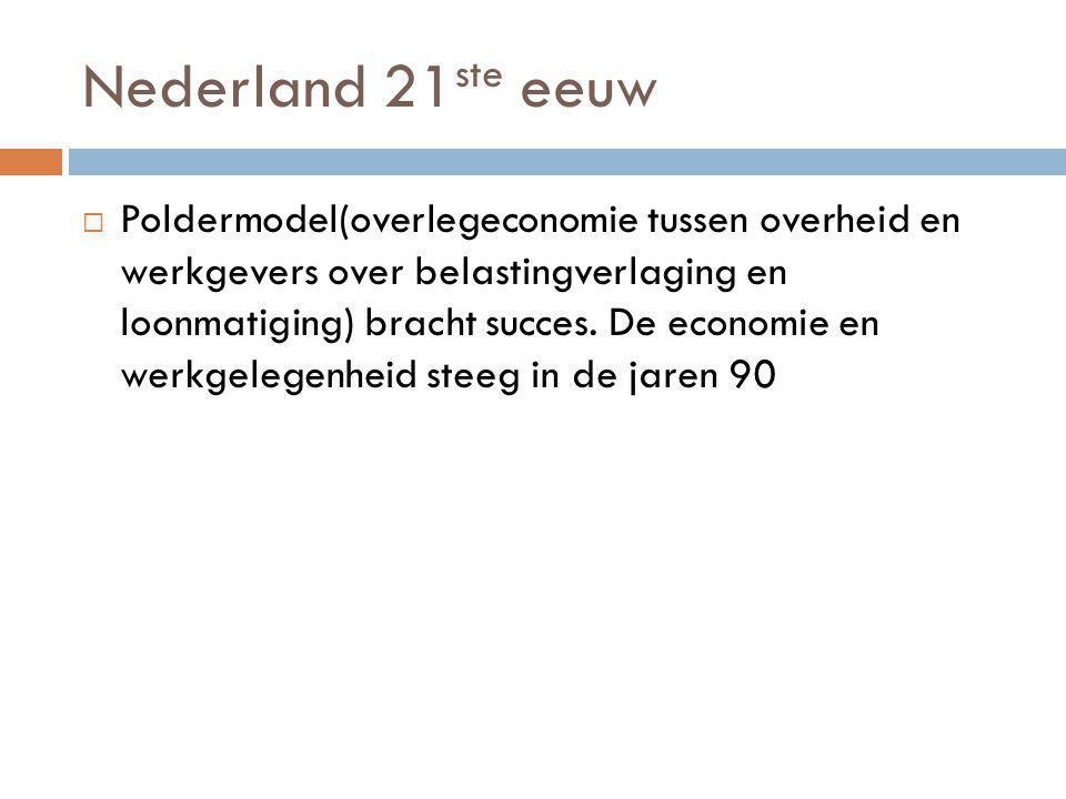 Nederland 21ste eeuw