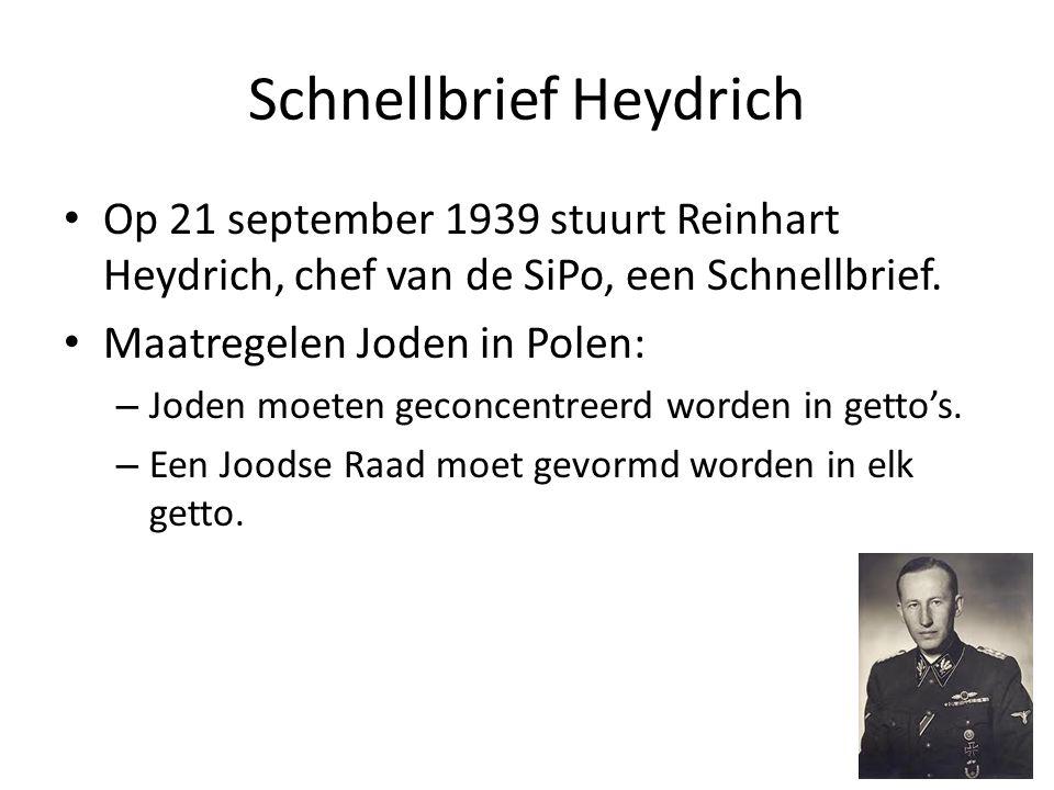 Schnellbrief Heydrich