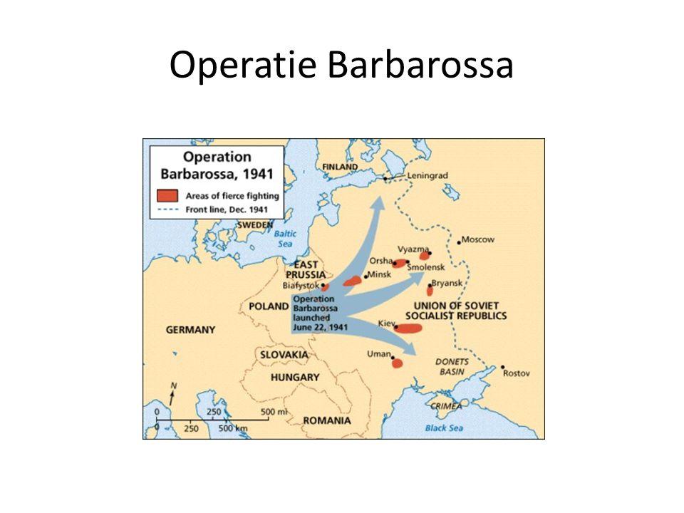 Operatie Barbarossa