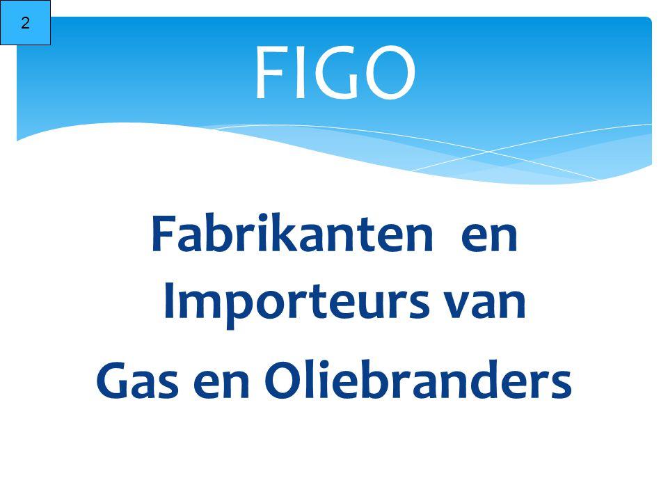 Fabrikanten en Importeurs van Gas en Oliebranders