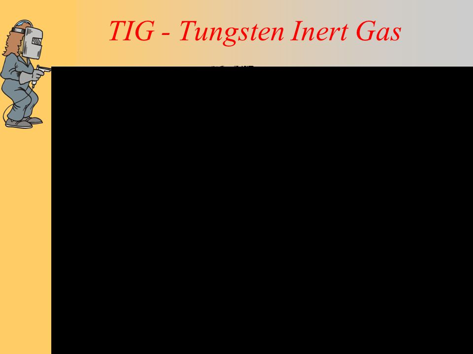 TIG - Tungsten Inert Gas