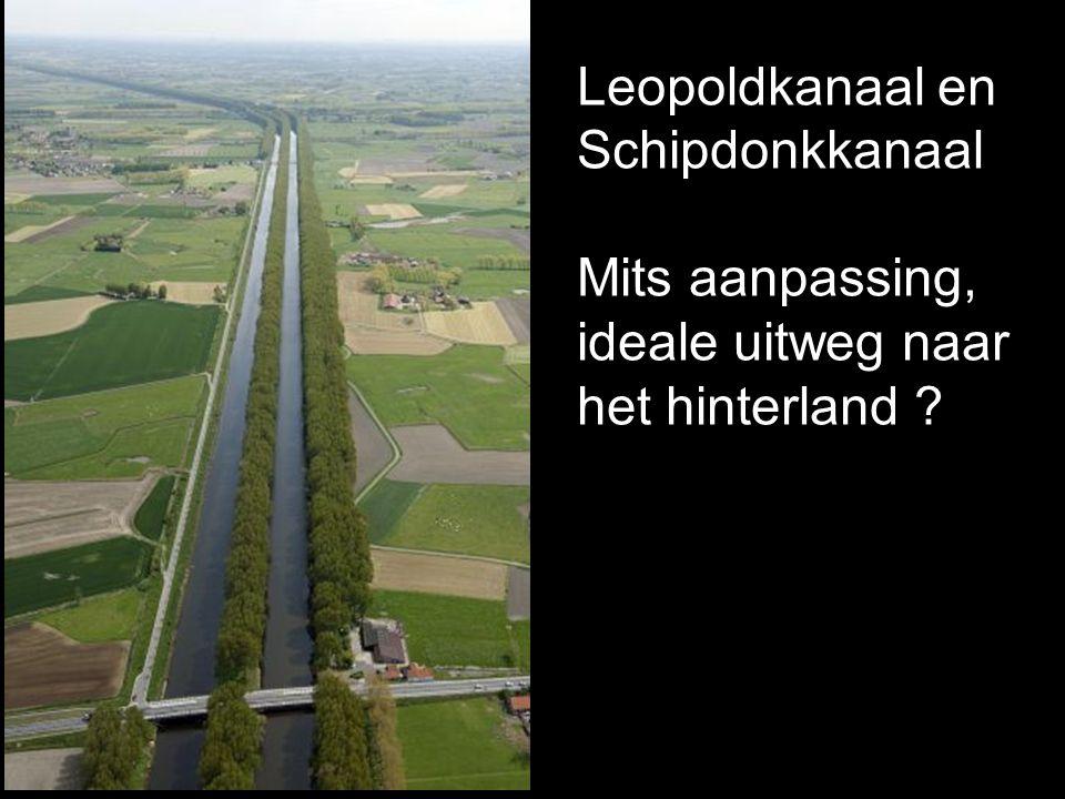 Leopoldkanaal en Schipdonkkanaal