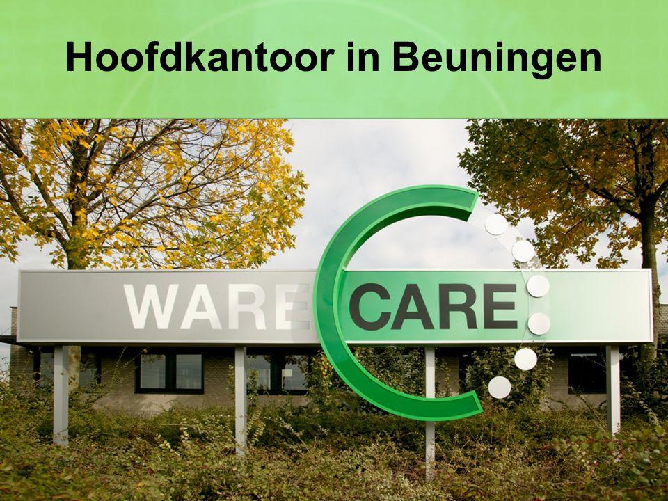 Hoofdkantoor in Beuningen