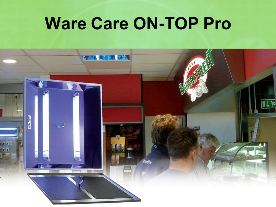 Ware Care ON-TOP Pro