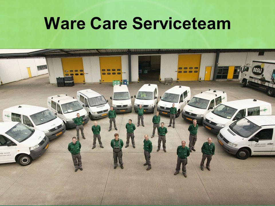 Ware Care Serviceteam