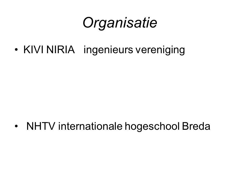Organisatie KIVI NIRIA ingenieurs vereniging