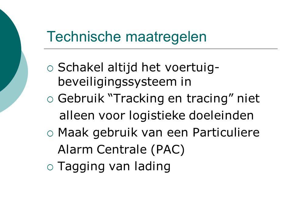 Technische maatregelen