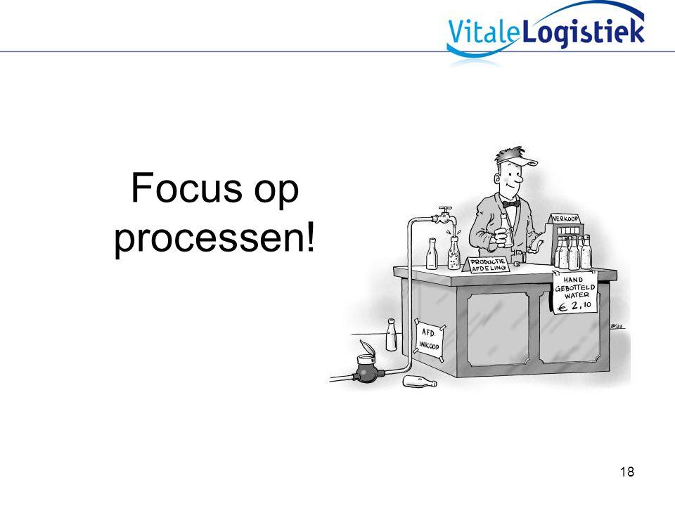 Focus op processen!