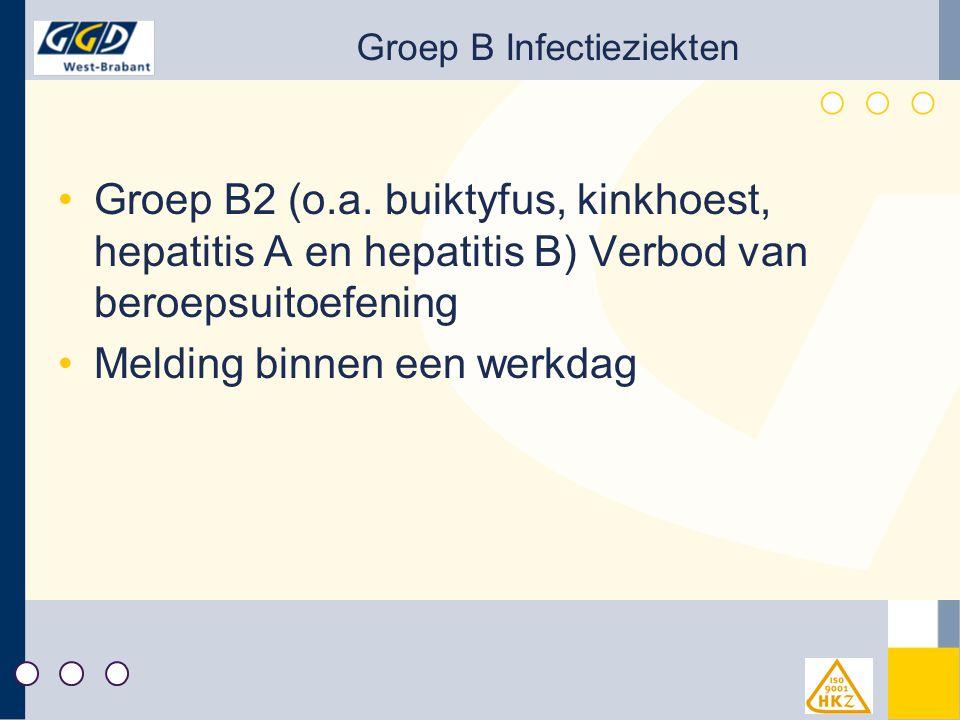 Groep B Infectieziekten