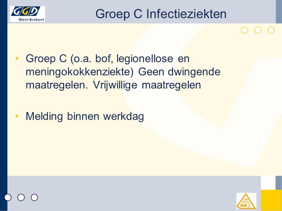 Groep C Infectieziekten