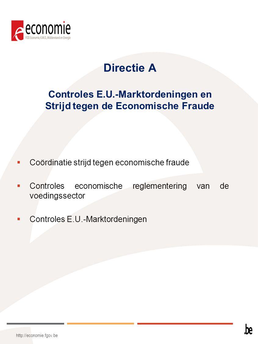 Directie A Controles E. U
