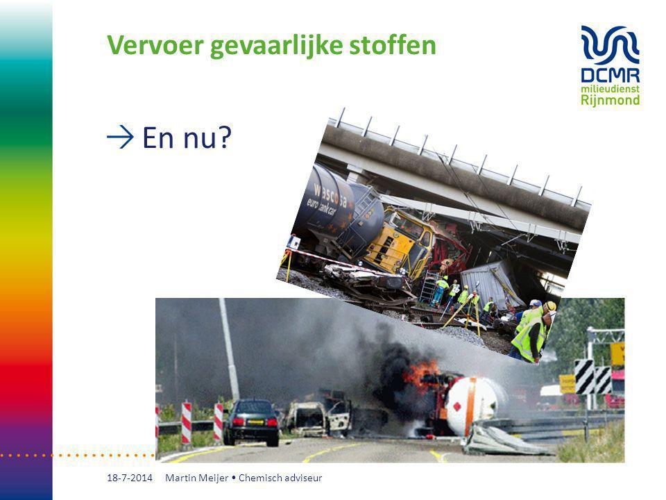 Vervoer gevaarlijke stoffen