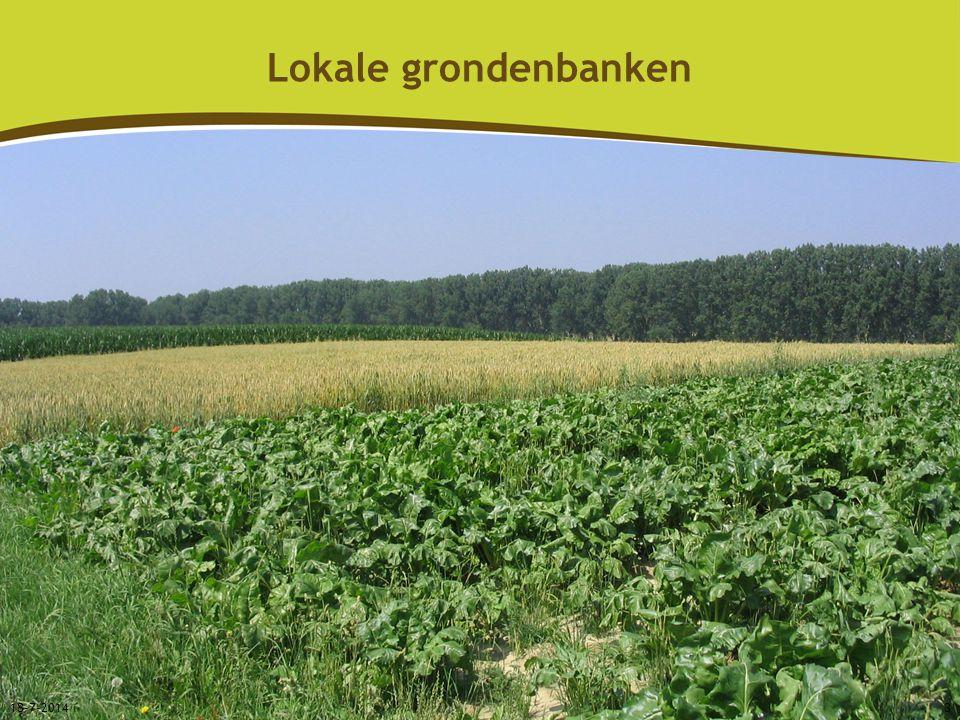Lokale grondenbanken 4-4-2017