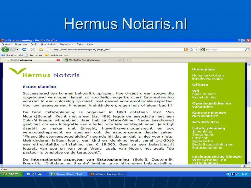 Hermus Notaris.nl
