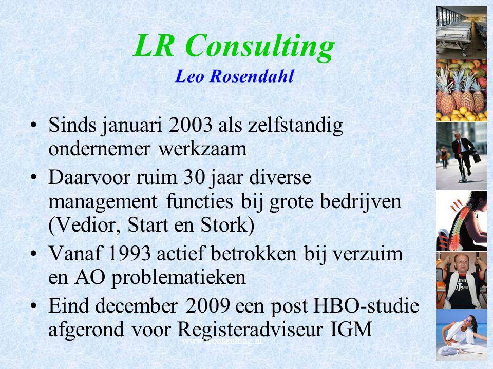LR Consulting Leo Rosendahl
