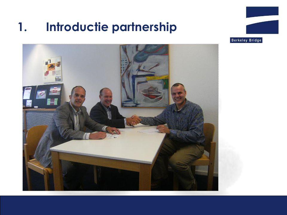 1. Introductie partnership