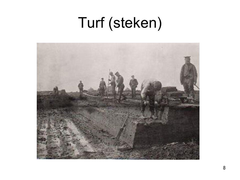 Turf (steken)