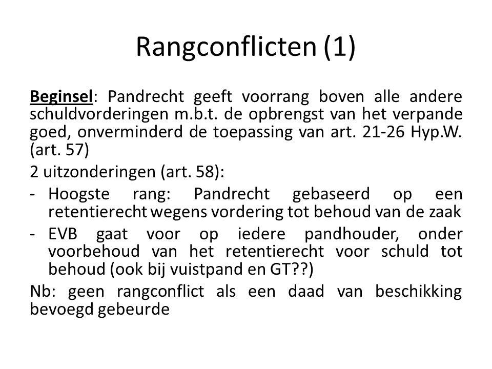 Rangconflicten (1)