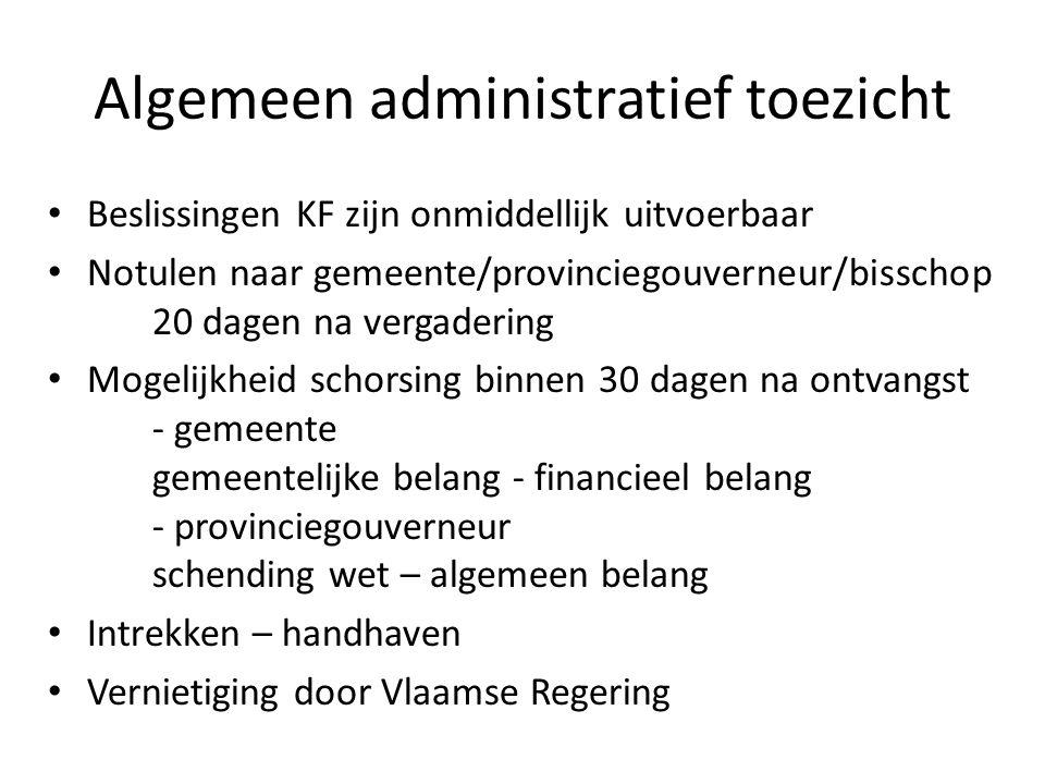 Algemeen administratief toezicht