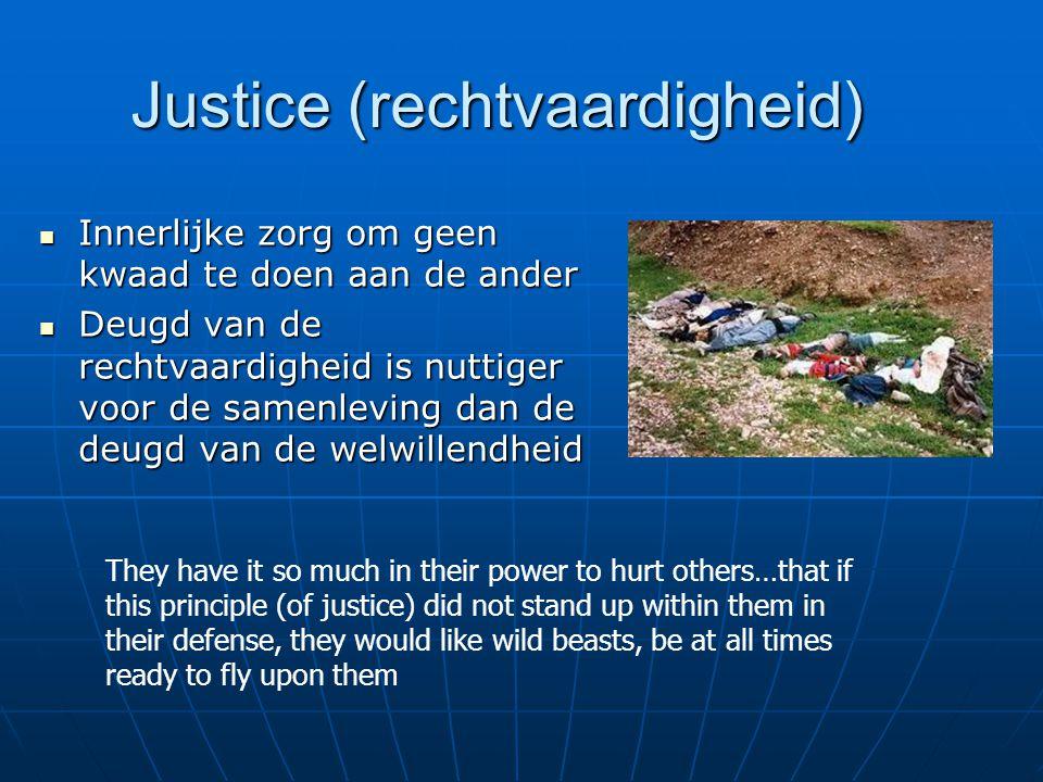 Justice (rechtvaardigheid)