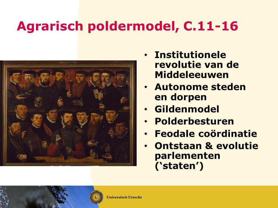 Agrarisch poldermodel, C.11-16