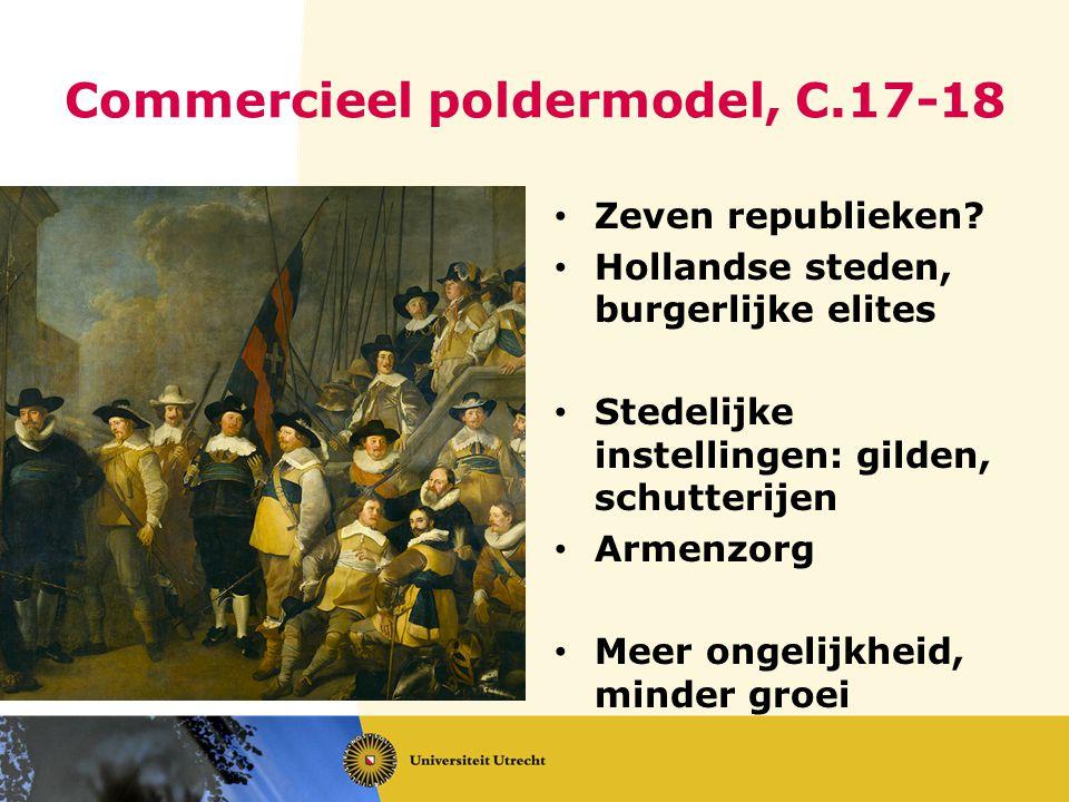 Commercieel poldermodel, C.17-18