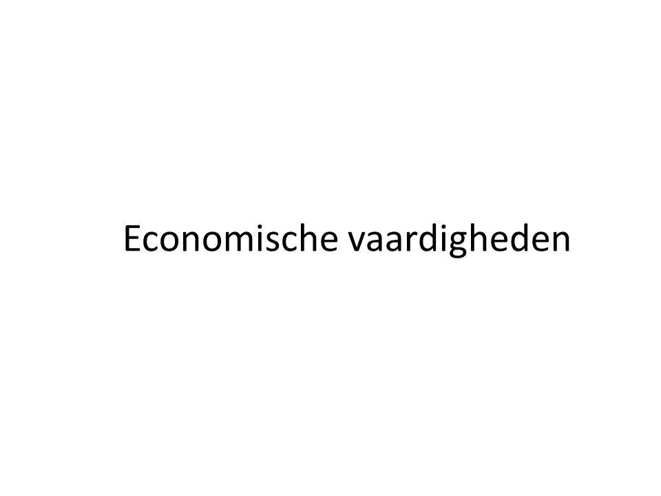 Economische vaardigheden